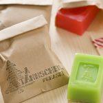 Ideen mit Seife für Weihnachten: Ä TÄNNSCHEN PLEASE   Kleine, extra schäumende Seifen in bunten Farben und mit Zitrusdüften und weihnachtlichen Motiven