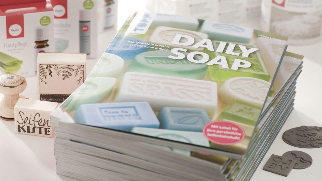 DAILY SOAP: Das Buch von Helene Ludwig
