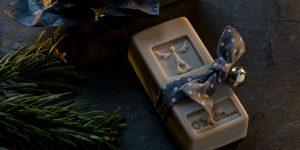 Ideen mit Seife für Weihnachten: Oh, du ... | Himmlischen Designstück für weihnachtliche Stimmung