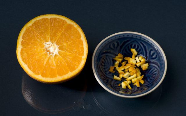 Lieblingszutat: Orange