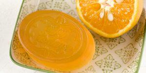 Ideen mit Seife: Lieblingsstück mit Gute-Laune-Garantie in Orange mit frischem Duft