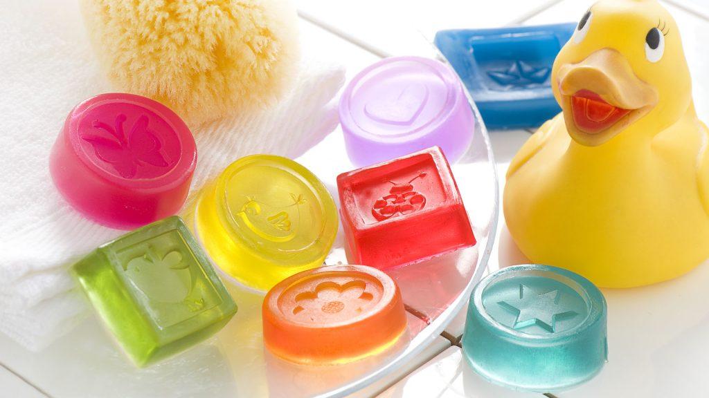 Ideen mit Seife: Kinder, Kinder