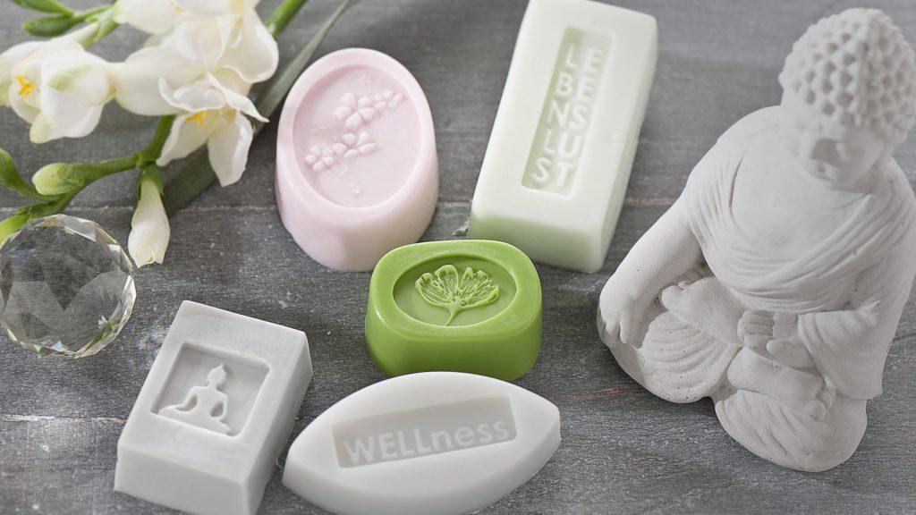 Ideen mit Seife: Wunderschöne Seifenstücke zum Wohlfühlen